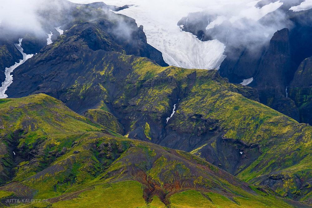Am Eyjafjallajökull