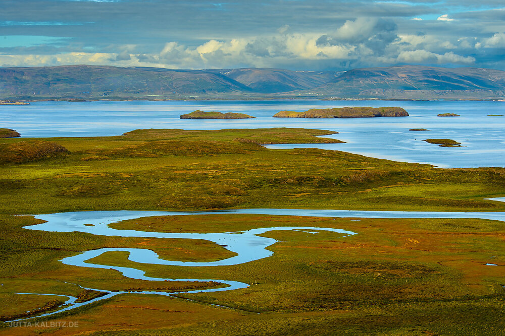 Blick vom Helgafell - Snæfellsnes