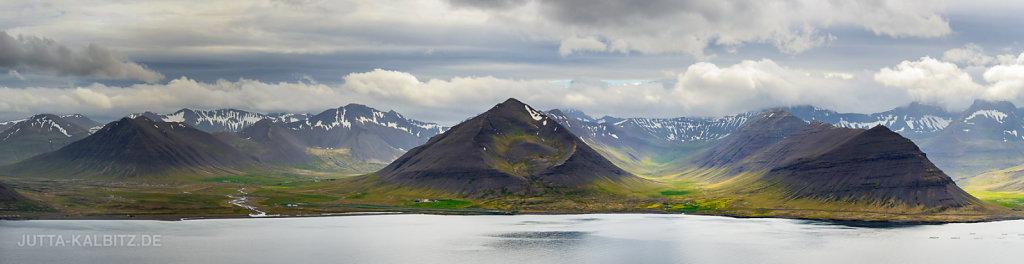 In den Westfjorden