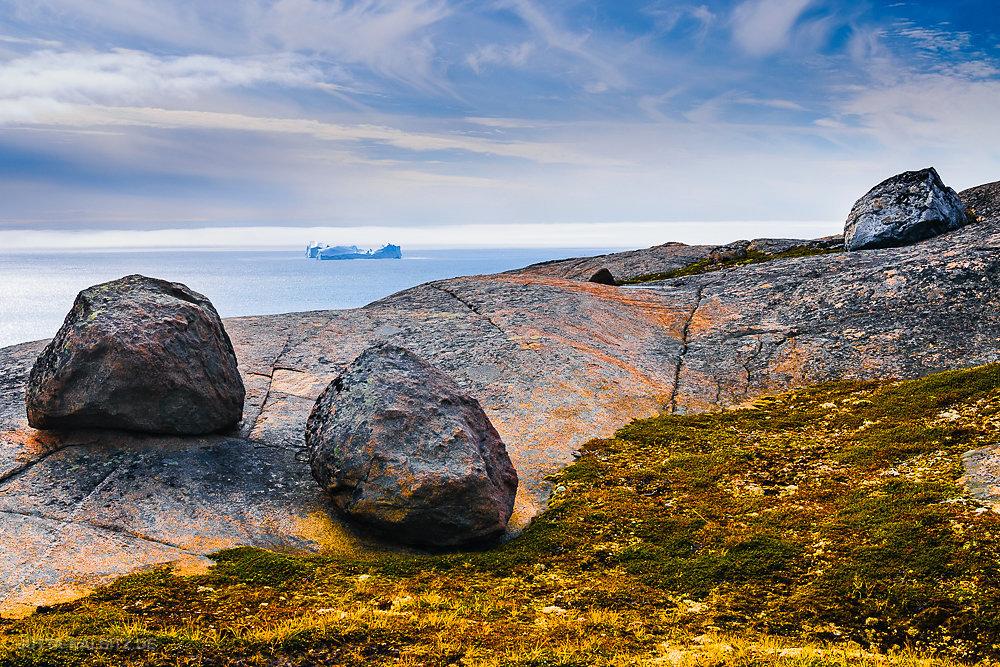 Küste bei Tasiilaaq