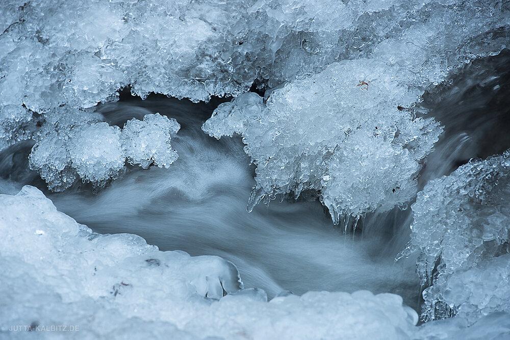 Winter an der Selke